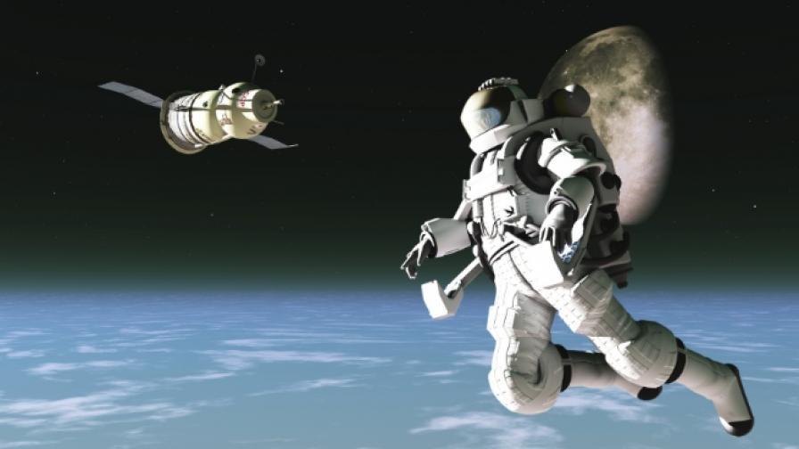 Астронавти на НАСА излязоха в открития космос от МКС