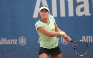 Елица Костова тръгна с трудна победа в Ранчо Санта Фе