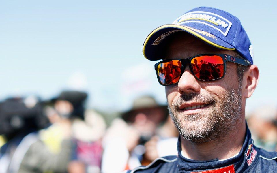 Петерханзел спечели първия си етап за годината в рали Дакар