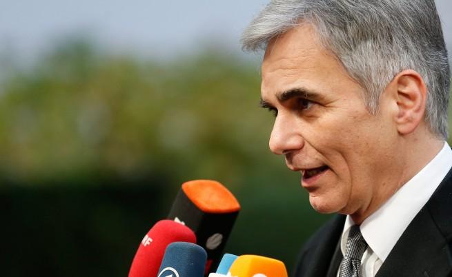 Канцлерът: Австрия ще излезе временно от Шенген