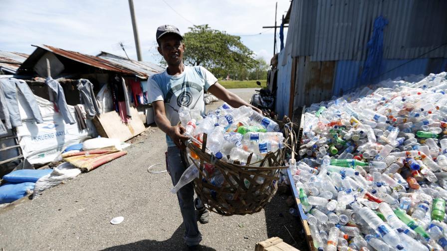 Повече пластмаса, отколкото риба в океана след 35 години