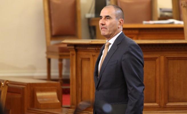 Цветанов: Смяната на Найденова е провокация към Борисов