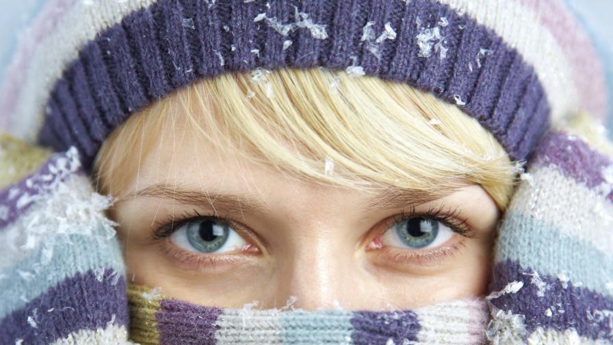 Изумителните неща, които се случват с тялото през зимата