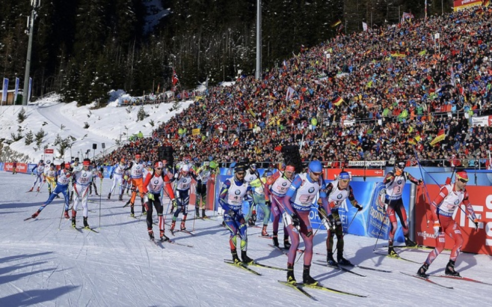 Щафетата на Норвегия със световна титла в биатлона, българите 9-и