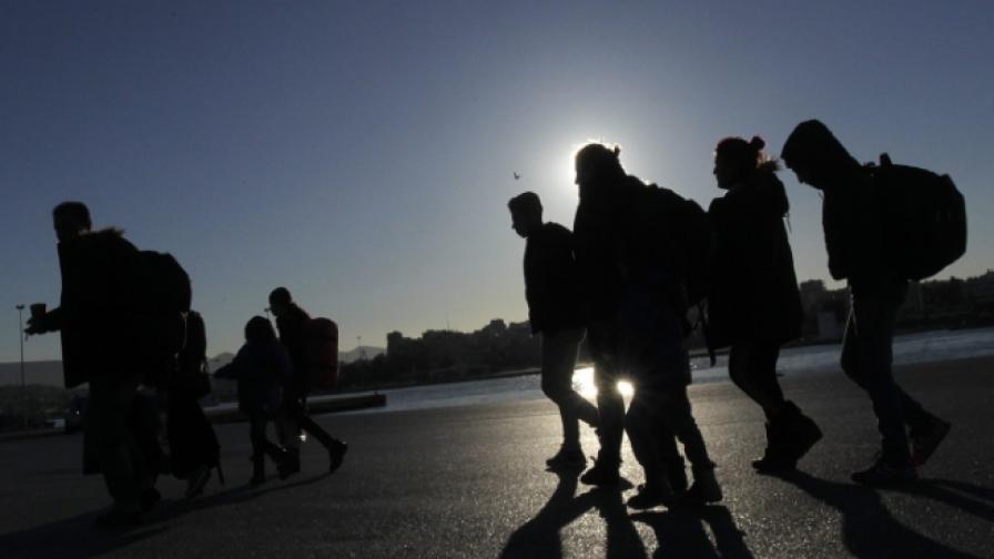 Европол: Трафикантите на хора са спечелили 6 млрд. евро за година