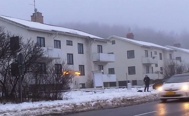 Емигрант уби жена в Швеция