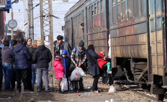 Гърция: Да спрем емигрантите би било незаконно