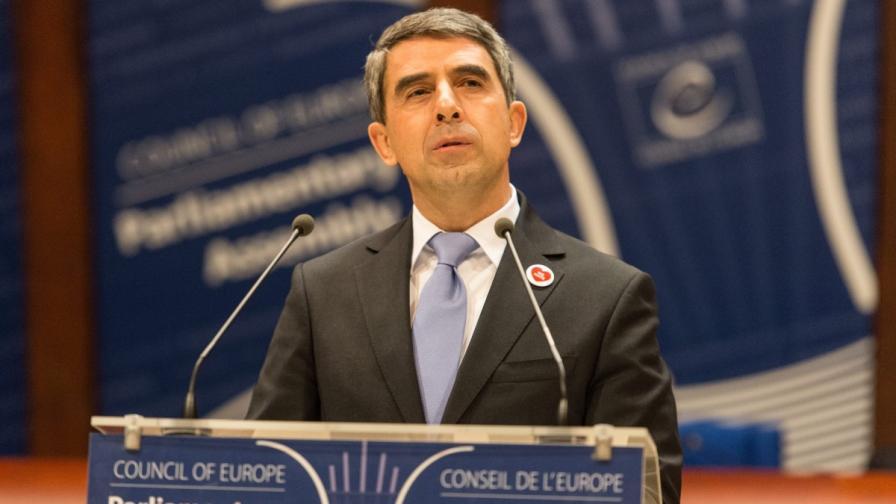 Плевнелиев: Европейският дебат е на дневен ред