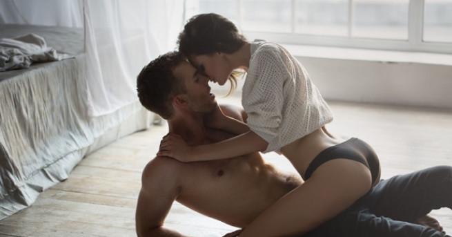 Който се чувства прекалено изморен, за да прави секс, нека