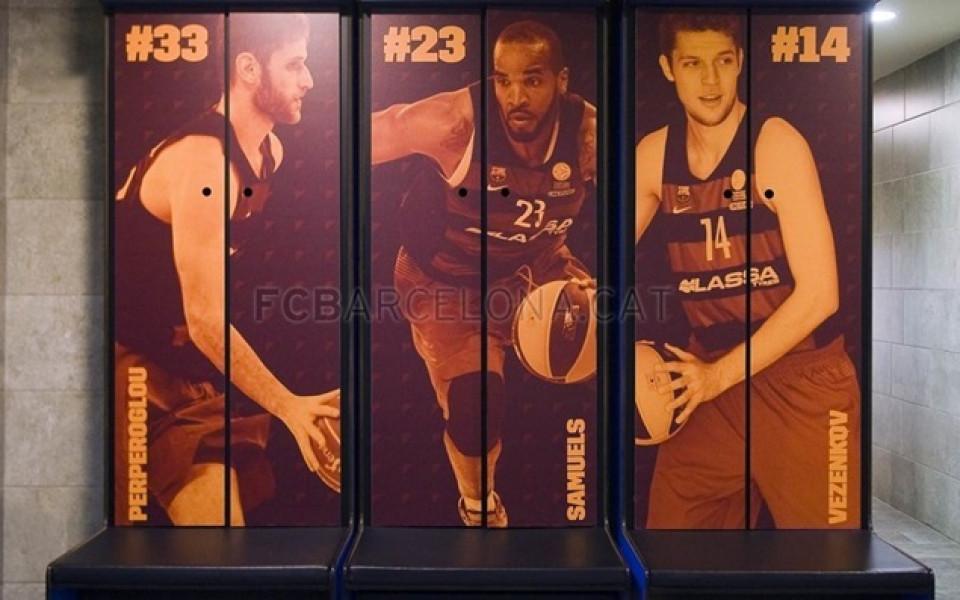 Баскетболният Барса с култова реклама за мача с Кубан