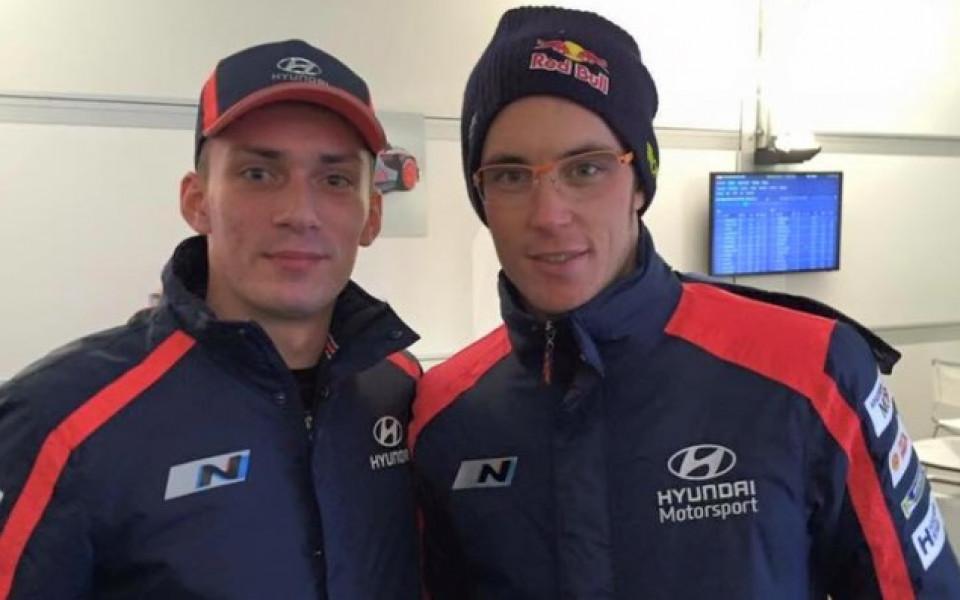 Шампионът в Hyundai Racing Trophy Григоров: Научих много от рали Монте Карло
