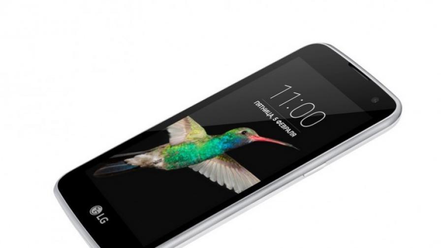 LG пуска нов смартфон в Русия