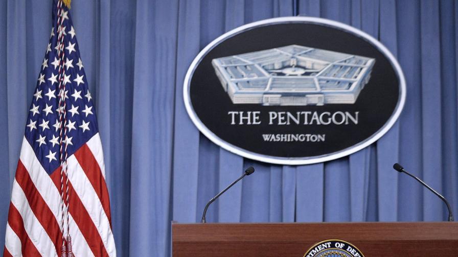 Пентагонът: Инцидент с руски изтребител над Черно море