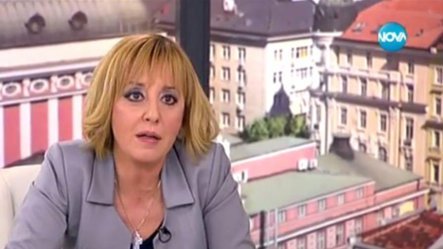 """Мая Манолова: Първият ми противник е """"Топлофикация- София"""""""