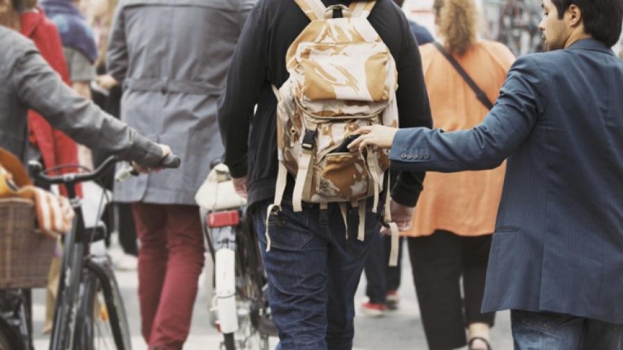 10-те туристически дестинации, на които е най-вероятно да ви ограбят