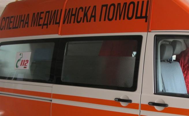 Тежка катастрофа с автобус край Бистрица