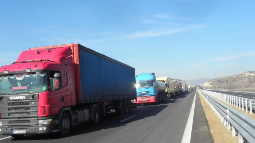 Блокада на всички КПП-та с Гърция от петък