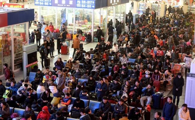 3 милиарда пътувания в Китай заради тяхната Нова година