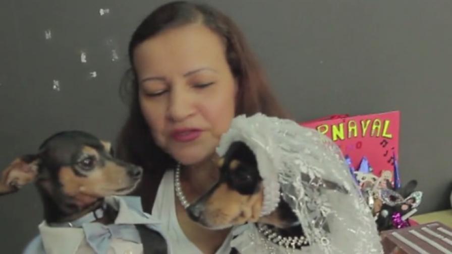 Кучешко ревю на карнавала в Гран Канария