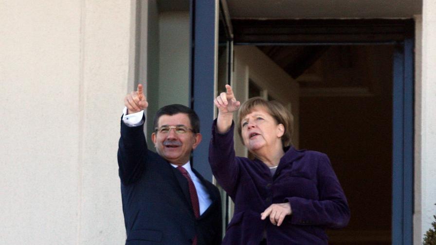 """Бенер: Европа да се готви за """"Шока на Меркел"""""""