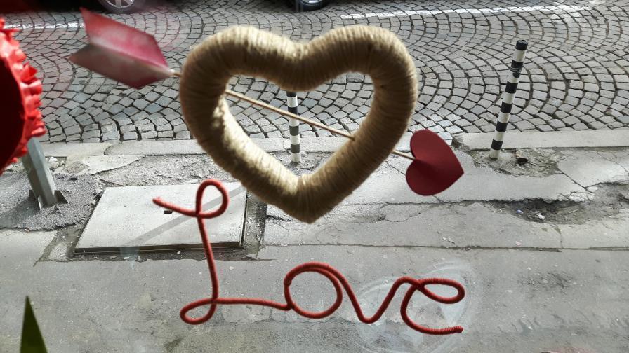 свети валентин влюбени идеи