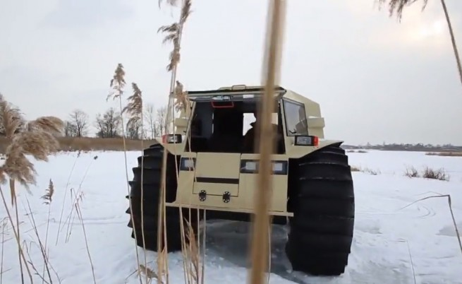 Нищо не може да спре руската машина