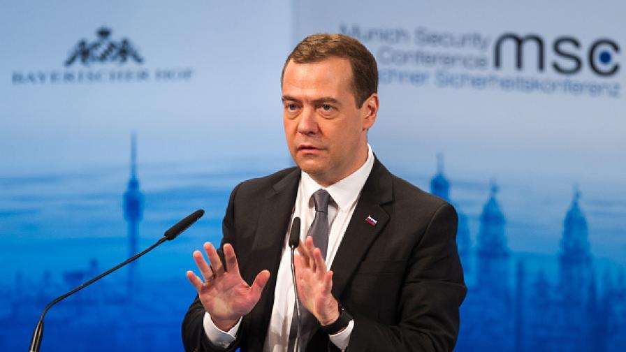 Медведев: Санкциите са без политически резултати