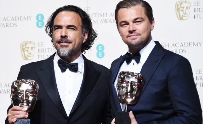 """""""Завръщането"""" и Ди Каприо триумфираха на наградите БАФТА"""