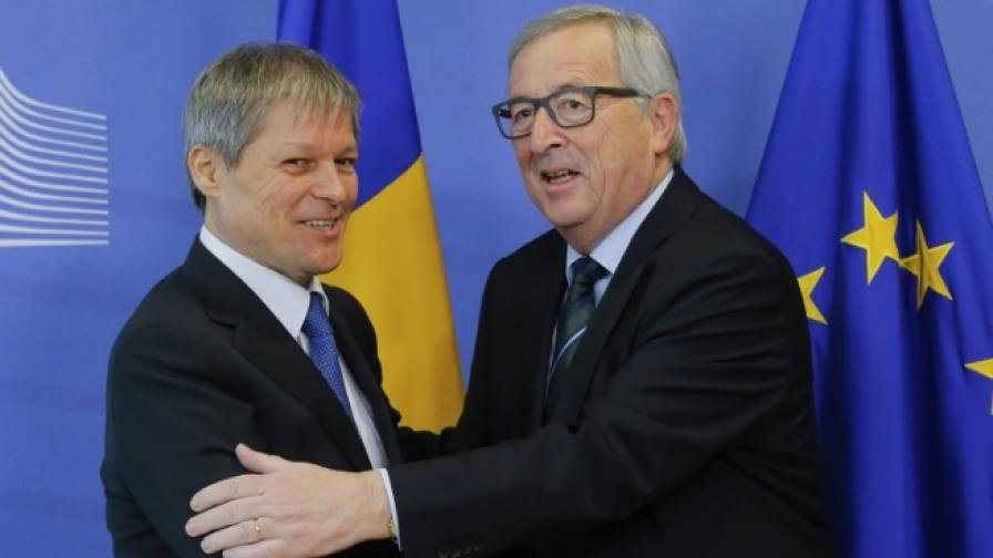 ЕК разделя Румъния от България за мониторинга?