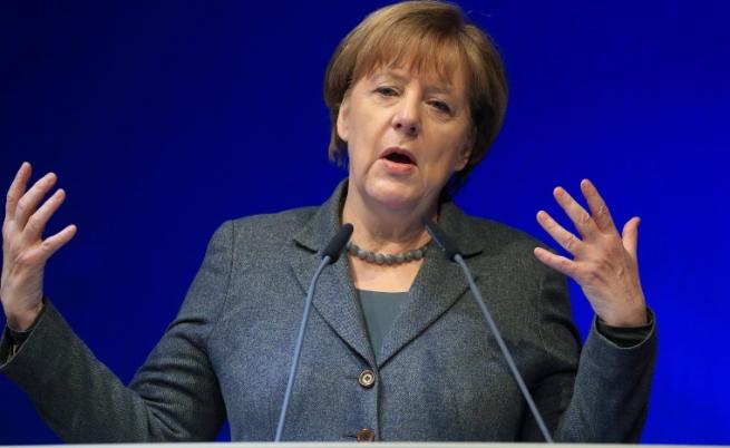 Как Меркел изведнъж стана политически смъртна