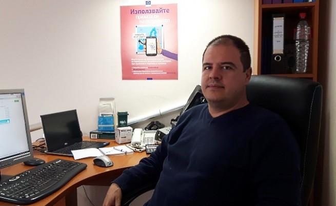 Игнат Арсенов, директор на Европейския потребителен център (България)
