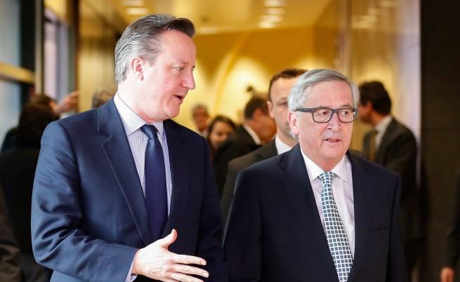 Пропастта между Лондон и Брюксел се увеличава