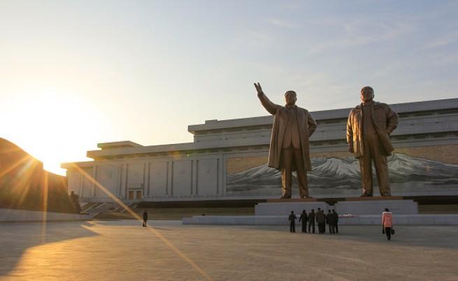 САЩ показаха мускули на КНДР, вариантите за военни действия са обсъдени