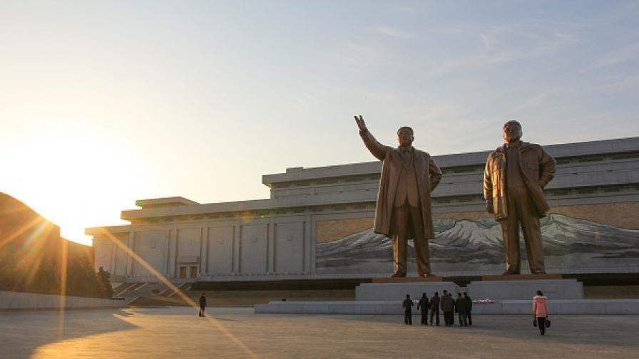 САЩ показаха мускули на КНДР, вариантите за война са обсъдени