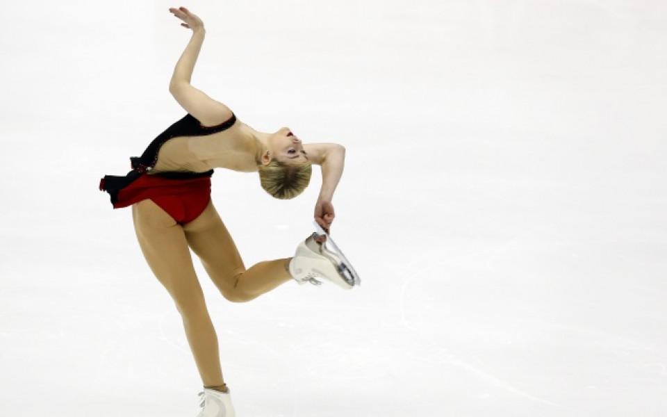 Трагедия! 20-годишна руска фигуристка се самоуби в Москва