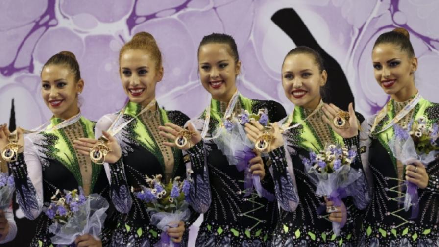 Златните момичета разказват за Рио: Уникална емоция!