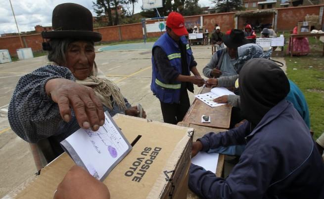 """Боливийците казаха """"не"""" на нов мандат за Моралес"""