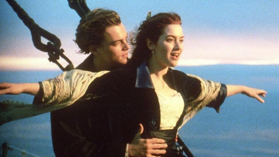 """Роуз и Джак (""""Титаник"""")"""