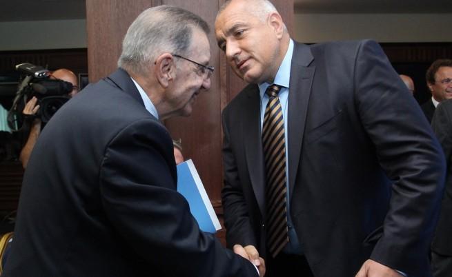 На 31 юли 2014 г. Йордан Соколов е гост на представянето на управленската програма в областта на вътрешната сигурност за периода 2014  2018 г.