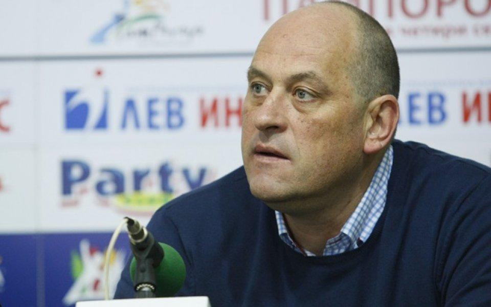 Барчовски: Големи промени за треньорите