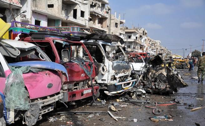 Кофи: Примирието в Сирия е пълна фантазия