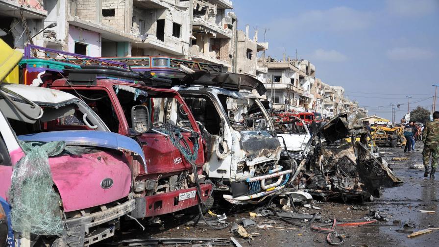 ООН: Поне едно поколение до възстановяването на Сирия