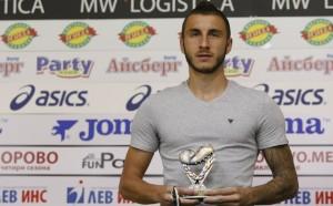 Карачанаков пребори конкуренцията за Гол номер 1 на 20-я кръг