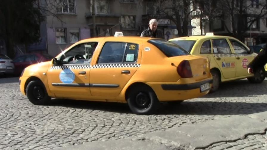 Такситата искат да возят за около 1 лв./км дневно