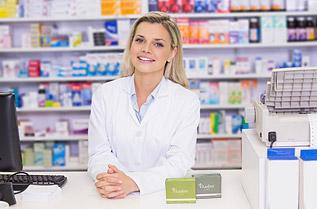 Лили прави правилния избор благодарение на ценната препоръка от фармацевт