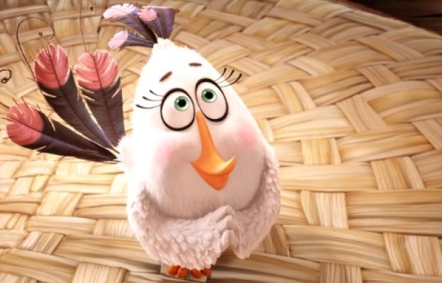 """Алекс Сърчаджиева e Матилда в """"Angry Birds: Филмът""""!"""