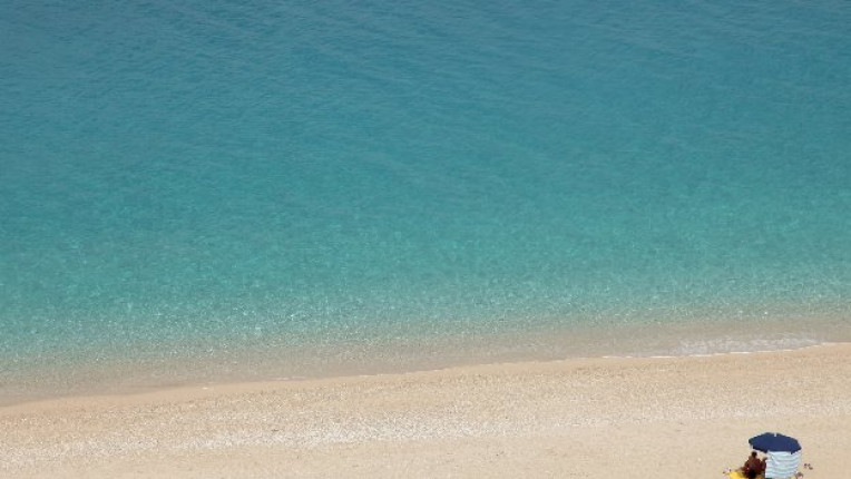 Агитос Никитас плаж море почивка