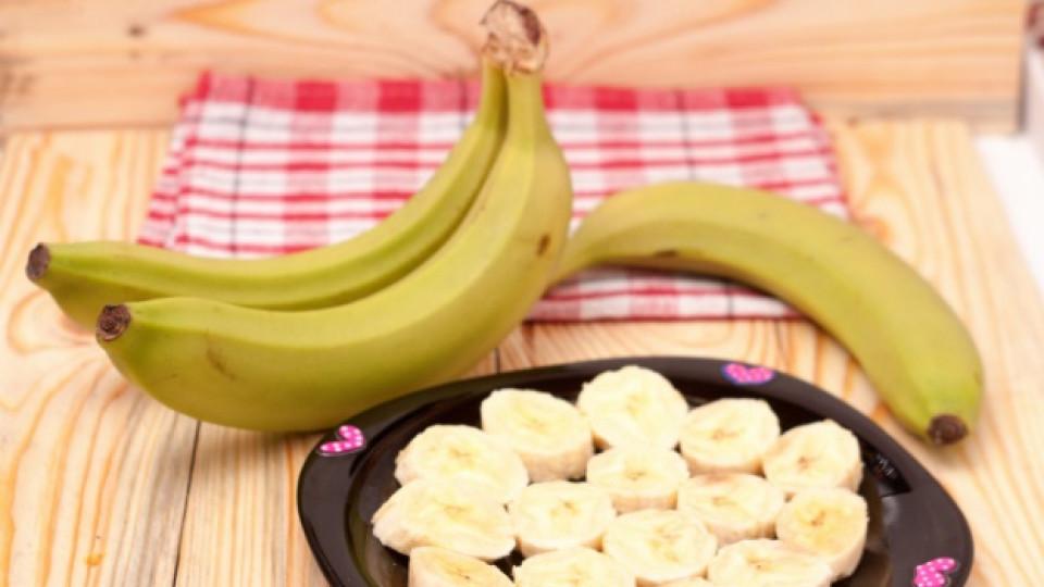 Сладкото лекарство: бананите