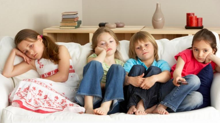 деца телевизия
