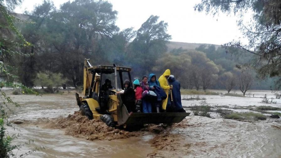 Вълна от природни бедствия в САЩ и Мексико